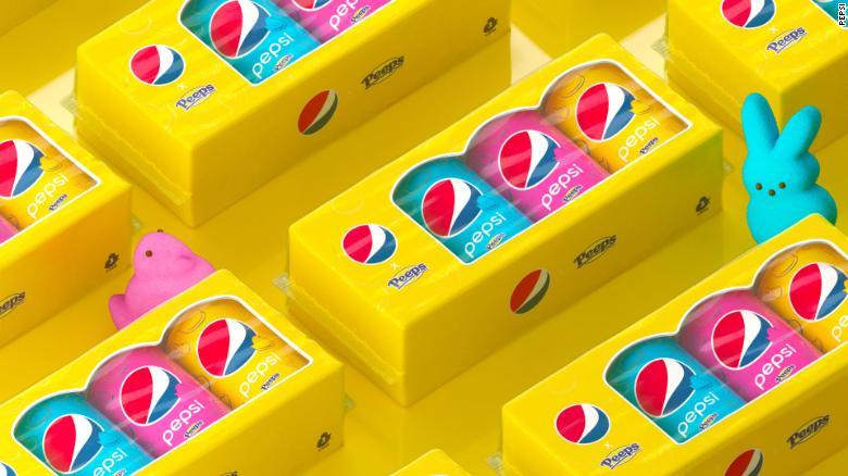 Pepsi new flavor released