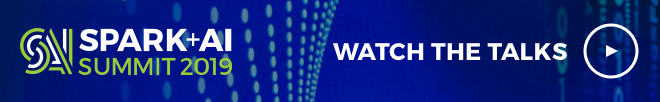 Databricks Summit - Watch the talks