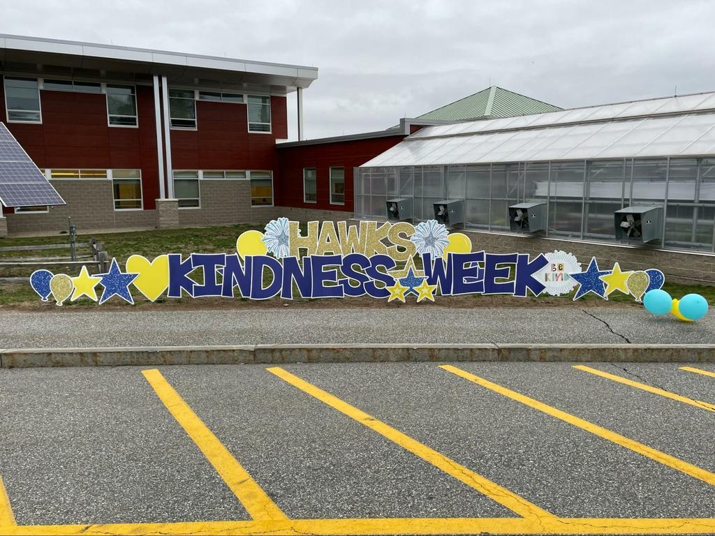 Hawks Kindness Week